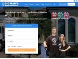 Big Man's Moving Company Florida | Movers Clearwater FL