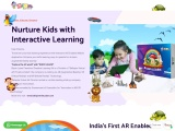 Nurture Kids with Interactive Learning