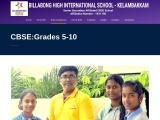 Best Middle Schools in Chennai – Billabong High Intenational