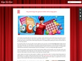 Play online bingo sites games for better skill on bingo games