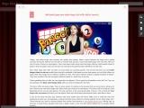 Web based game new online bingo sites offer better bonuses