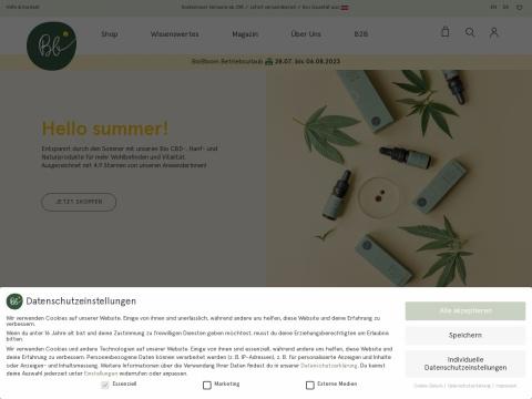 BioBloom Hemp - CBD- und Hanfprodukte