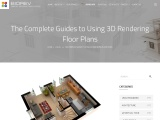 The Complete Guides to Using 3D Rendering Floor Plans