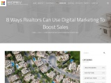 8 Ways Realtors Can Use Digital Marketing To Boost Sales