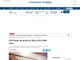 ICICI Bank net profit up 19% at Rs 4,940 crore