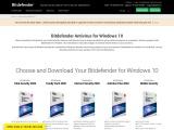 Bitdefender Antivirus for Windows 10,Download Bitdefender India