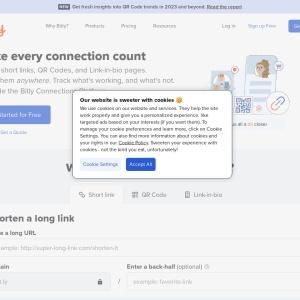 URL Shortener - Short URLs & Custom Free Link Shortener   Bitly