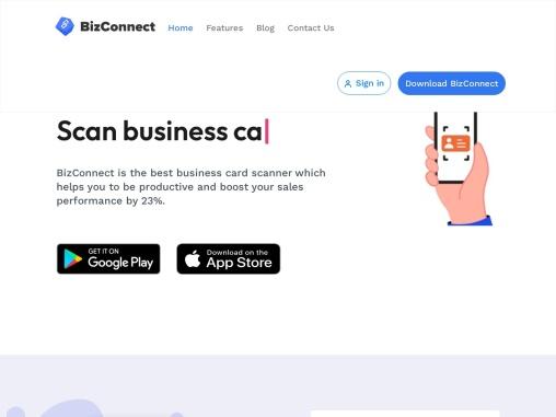 best app for business card scanner