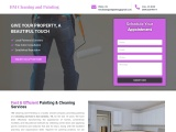 cleaning services in San Antonio, TX,    HM Cleaning and Painting