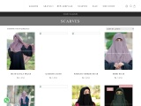 Ideal Women's Scarves and Abaya Scarves