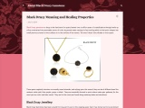 Black Druzy Meaning and Healing Properties