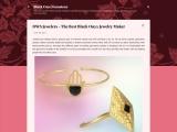 DWS Jewelers – The Best Black Onyx Jewelry Maker