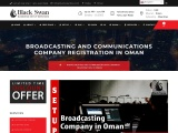 Broadcasting and Communications Company Registration in Oman