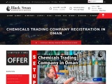 Chemicals Trading Company Registration in Oman