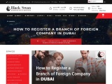 How to Register a Branch of Foreign Company in Dubai