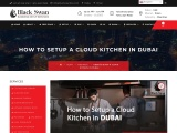 How to Setup a Cloud Kitchen in Dubai