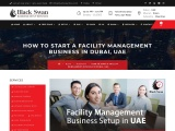 How to start a Facility Management Business in Dubai, UAE