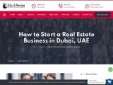 Real Estate Business Setup in Dubai