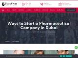 Ways to Start a Pharmaceutical Company in Dubai