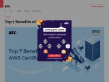 Top 7 Benefits of AWS Certification