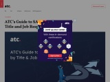 ATC's Guide to SAFe Certification by Title and Job Responsibility