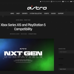 Xbox Series X|S and PlayStation 5 Compatibility – ASTRO Gaming Blog