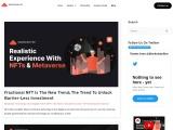 Social media platform blockchain