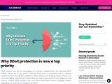 DDoS Protection | MazeBolt Technologies
