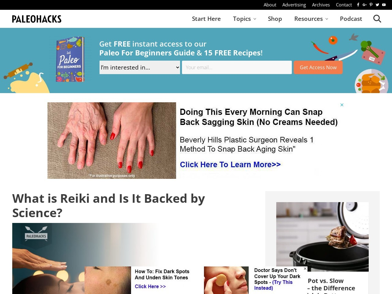 What is Reiki and Is It Backed by Science?