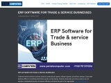 ERP SOFTWARE FOR TRADE & SERVICE BUSINESSES