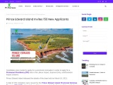 Great Immigration Services Of Prince Edward Island | PNP