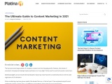 A Comprehensive Guide to Content Marketing