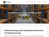 Warehouse Fulfillment Services In India