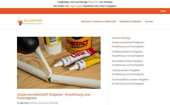 Blogfeuer
