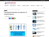Calculated evaluation & selection of surgical gowns