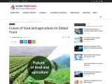 Future of food and agriculture on Global Front