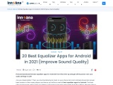 14 Best Equalizer Apps for Android in 2021