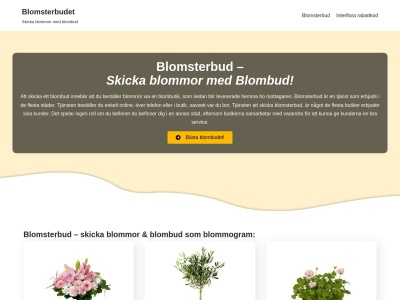 blomsterbudet.online