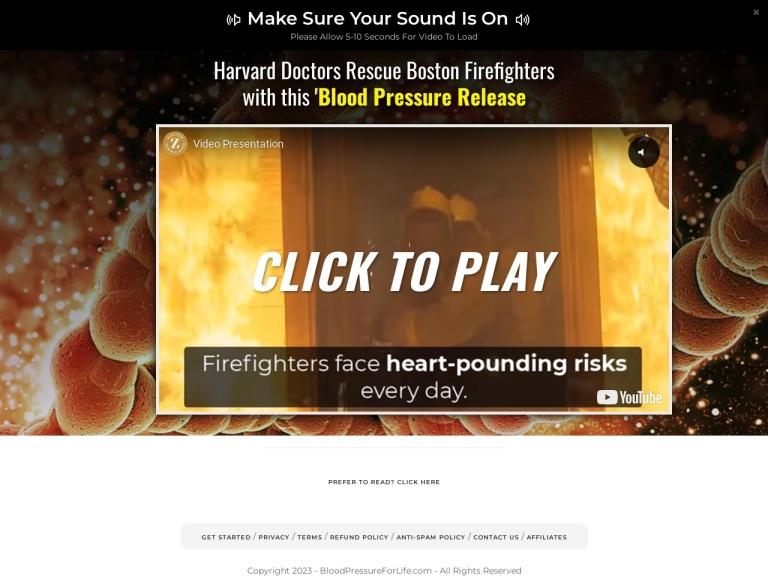 BP Optimizer screenshot