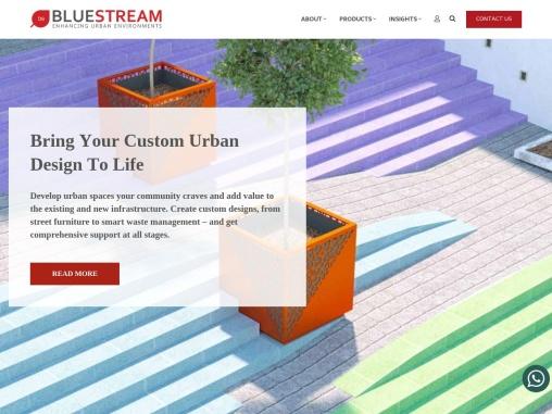 Bluestream company In dubai   Bluestream