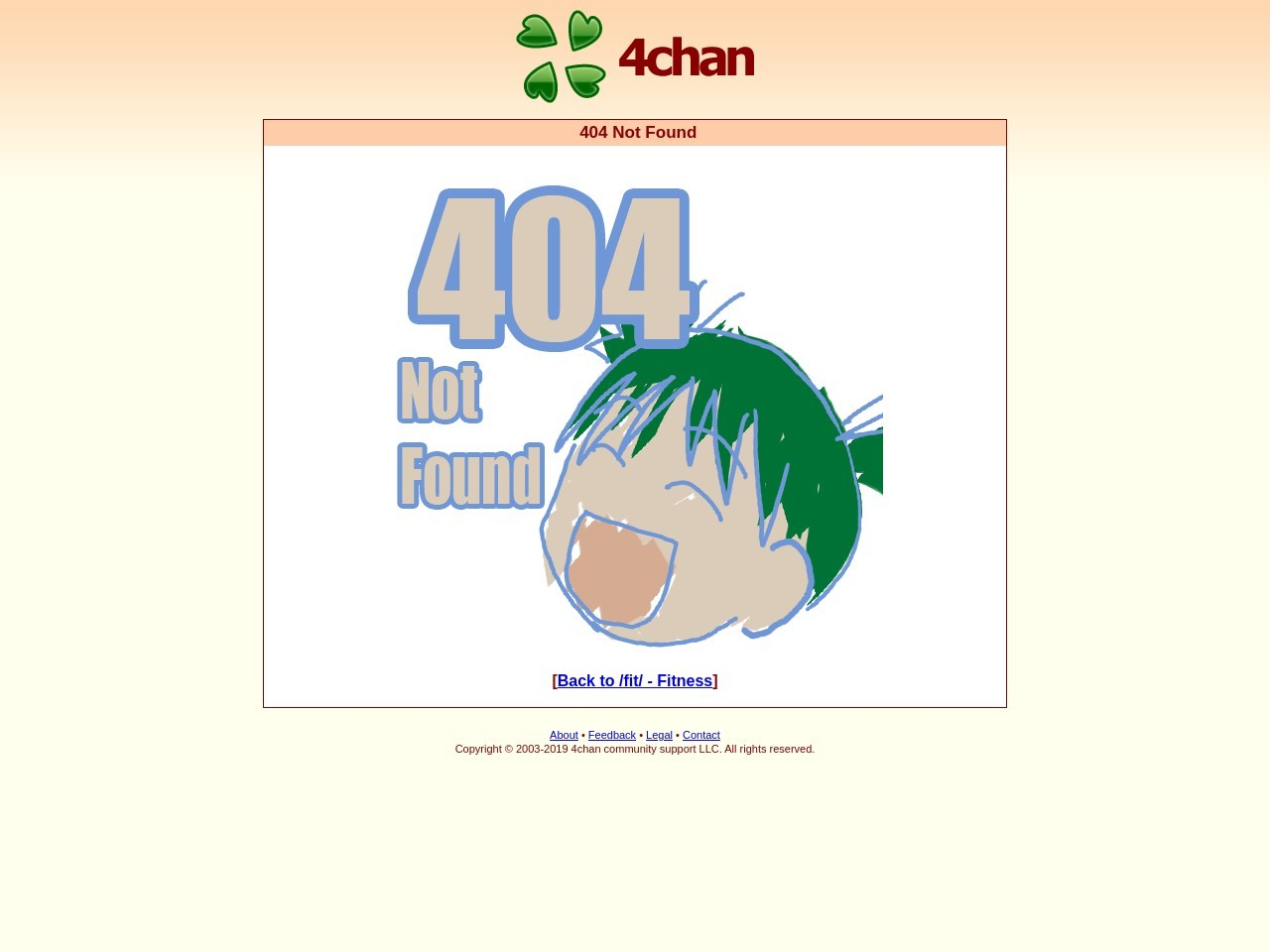 fit/ – Me? i lift for Mio – Fitness – 4chan