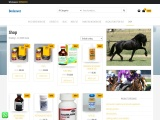 Shop joint supplements – Blood builders for horse – Bodaxvet