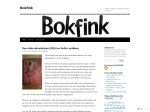Bokfinken