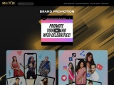 Celebrity shout out and brand promotion with Bollywish