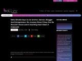 Rahul Bhatia – An Anchor, Dancer, Blogger And Entrepreneur