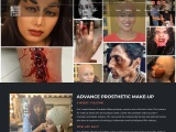 ADVANCE PROSTHETIC MAKE-UP COURSE IN INDIA
