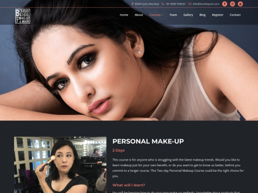 Learn Personal Makeup Courses from BSMH Institute