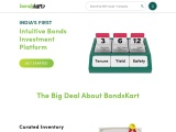 BondsKart.com – India's first intuitive bonds investmentplatform