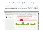 CRYPTO-MONNAIE-MALIN MILLIONNAIRE  LIBRE