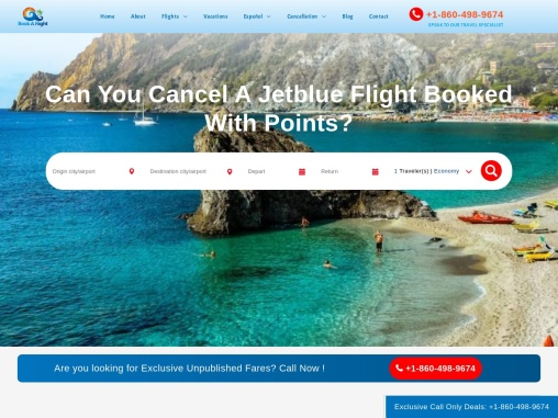Can You Cancel A Jetblue Flight Booked With Points?